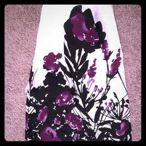 Dresses & Skirts - Silk mid-length skirt NWOT